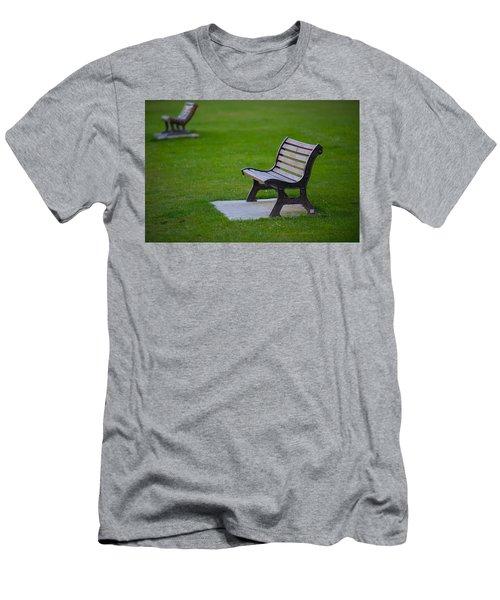 Resting Place Men's T-Shirt (Athletic Fit)