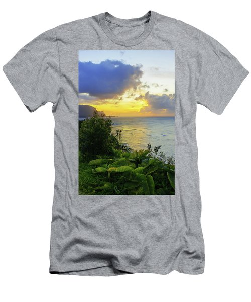 Men's T-Shirt (Slim Fit) featuring the photograph Return by Chad Dutson