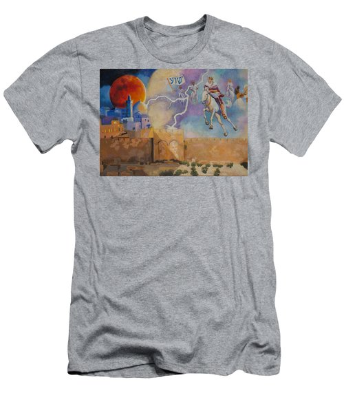 Return Of The King Men's T-Shirt (Athletic Fit)