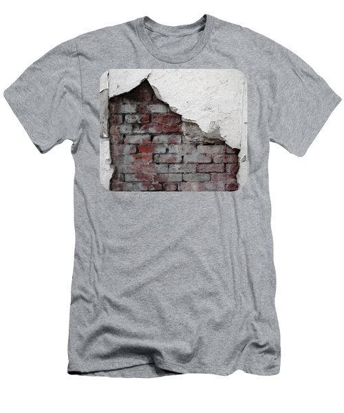 Men's T-Shirt (Slim Fit) featuring the photograph Revealed by Ethna Gillespie