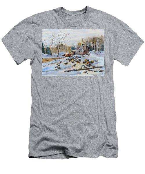 Reynold's Sugar Shack Men's T-Shirt (Athletic Fit)