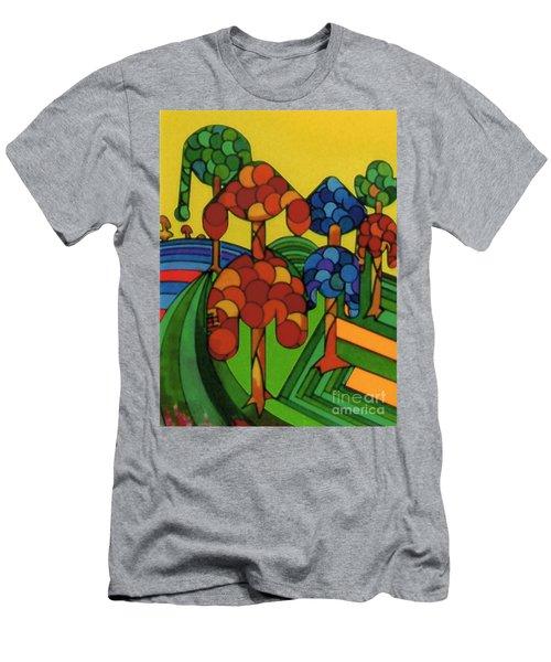Rfb0544 Men's T-Shirt (Athletic Fit)