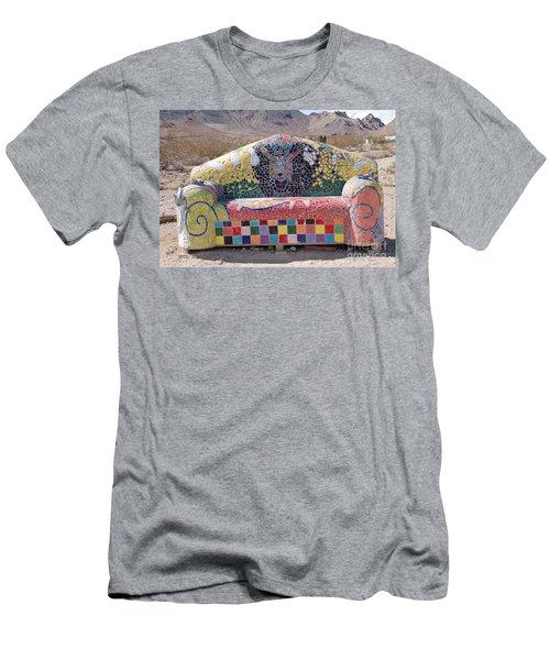 Rhyolite Sofa Men's T-Shirt (Athletic Fit)