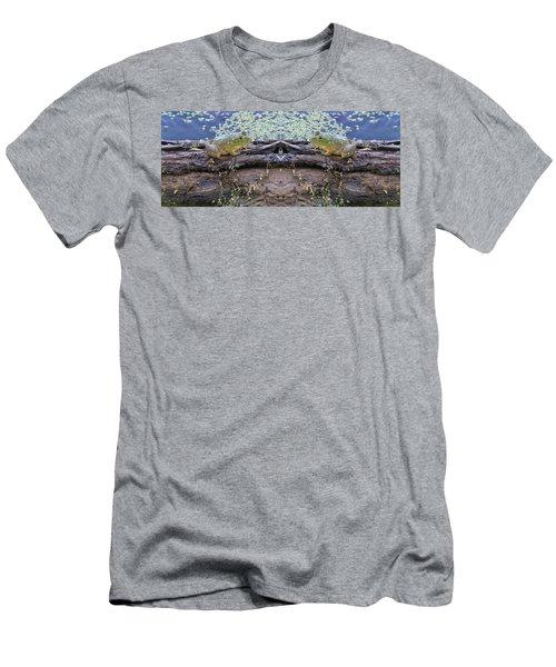 Ribbit And Ribbit Men's T-Shirt (Athletic Fit)