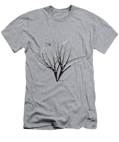 Ribbon Grass Men's T-Shirt (Athletic Fit)