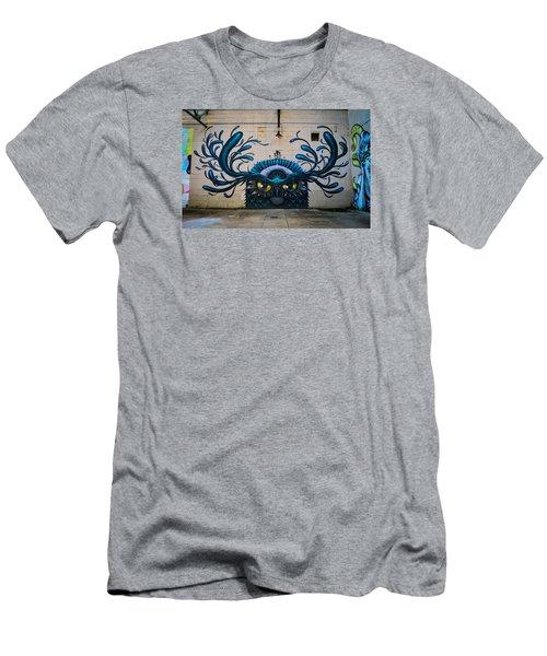 Richmond Street Art Men's T-Shirt (Athletic Fit)