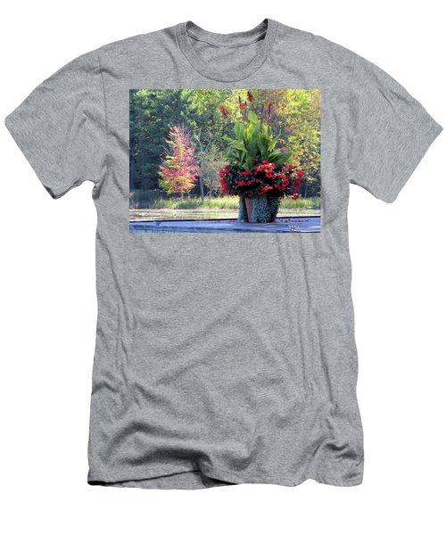 Rift 1 Men's T-Shirt (Athletic Fit)