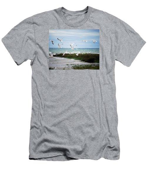 The Magic Of Flight Men's T-Shirt (Athletic Fit)