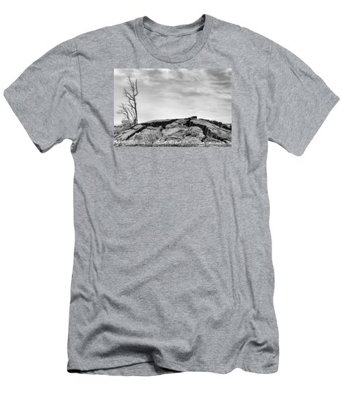 Men's T-Shirt (Slim Fit) featuring the photograph Rise by Ryan Manuel
