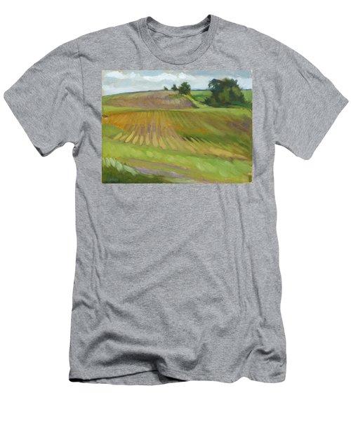 Rising Fields Men's T-Shirt (Athletic Fit)
