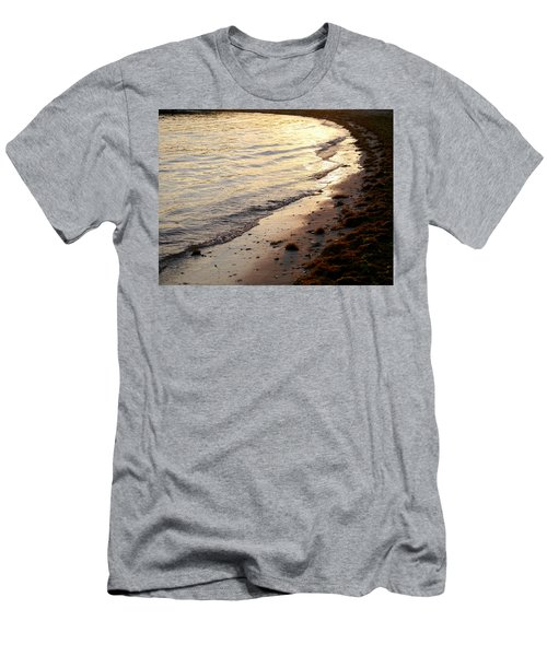 River Beach Men's T-Shirt (Athletic Fit)