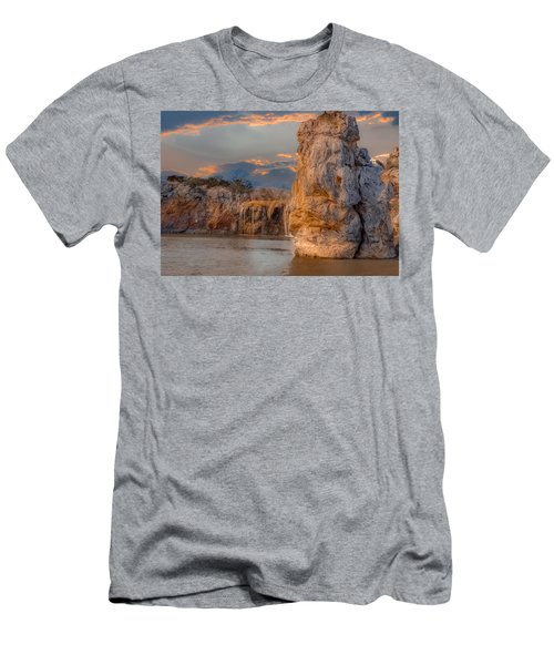 River Cruise Men's T-Shirt (Athletic Fit)