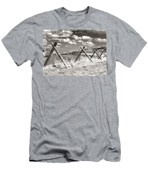 River Drama Men's T-Shirt (Athletic Fit)