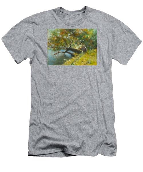 River Reverie Men's T-Shirt (Athletic Fit)