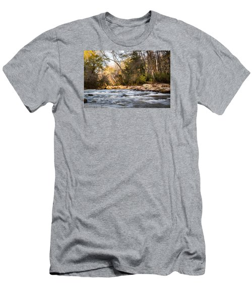 River View Men's T-Shirt (Athletic Fit)