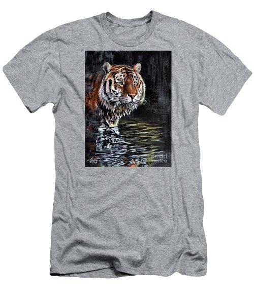 River Walk Men's T-Shirt (Athletic Fit)