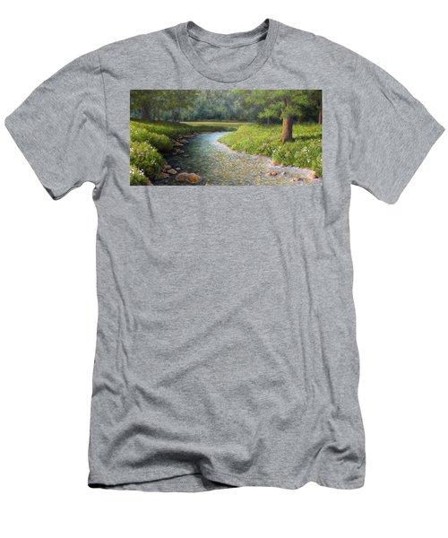 Rivers End Men's T-Shirt (Athletic Fit)