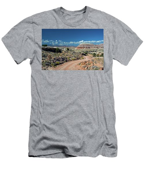 Road To Cathedral Valley Men's T-Shirt (Athletic Fit)