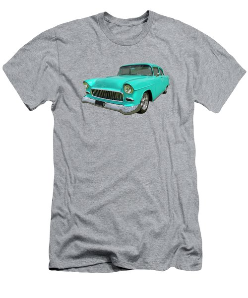 Rock N Roll 55 Men's T-Shirt (Athletic Fit)