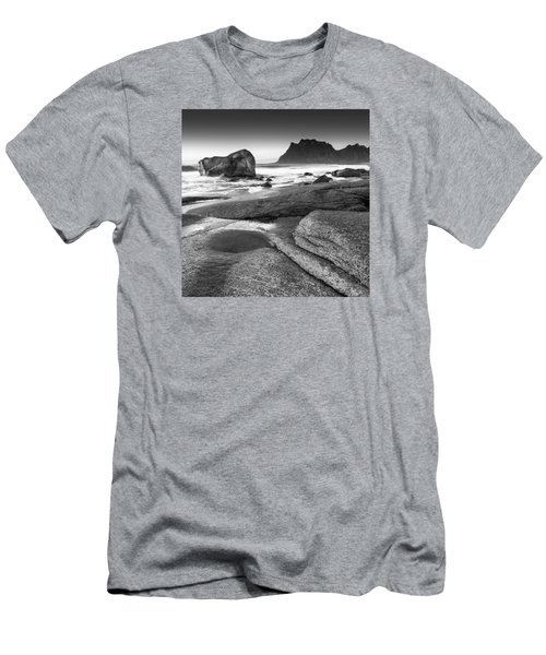 Rock Solid Men's T-Shirt (Slim Fit)