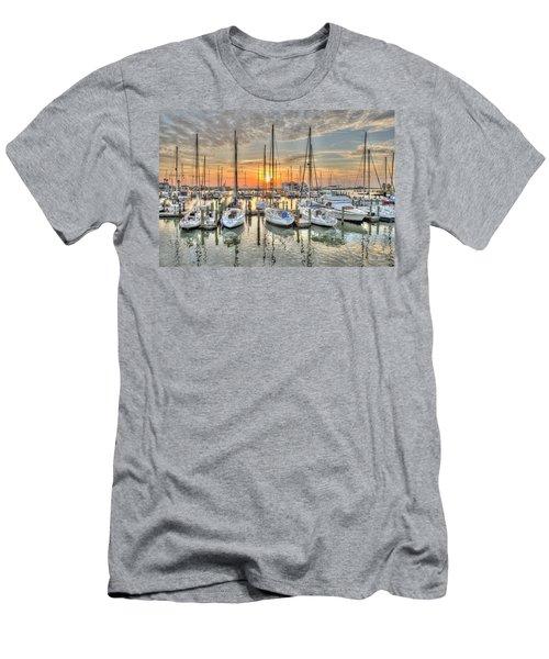 Rockport Harbor Men's T-Shirt (Athletic Fit)