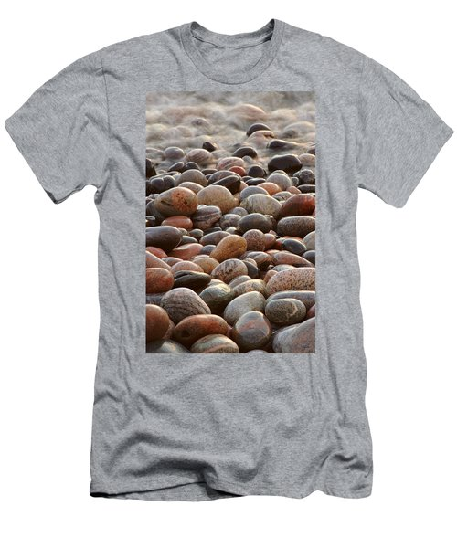 Rocks   Men's T-Shirt (Athletic Fit)