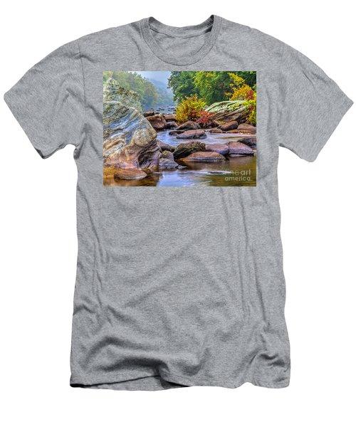 Rockscape Men's T-Shirt (Slim Fit) by Tom Cameron