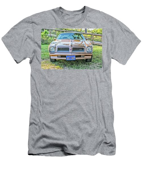 Men's T-Shirt (Slim Fit) featuring the photograph Rocky Front Center by Brian Wright