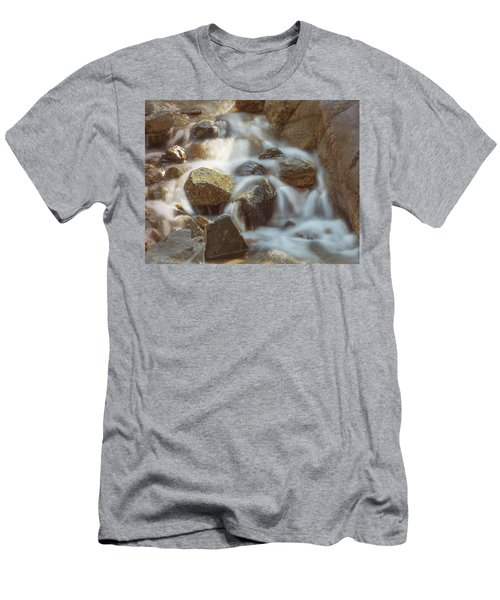 Rocky Water Men's T-Shirt (Athletic Fit)
