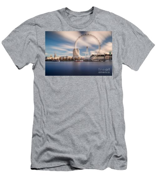 Rolling Men's T-Shirt (Slim Fit) by Giuseppe Torre