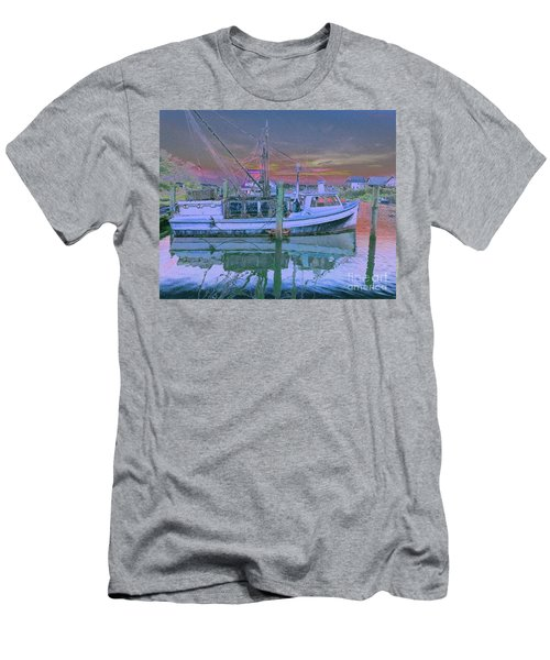 Romance Of The Sea Men's T-Shirt (Athletic Fit)