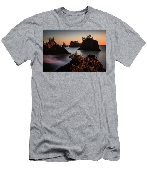 Romancing The Stone Men's T-Shirt (Athletic Fit)
