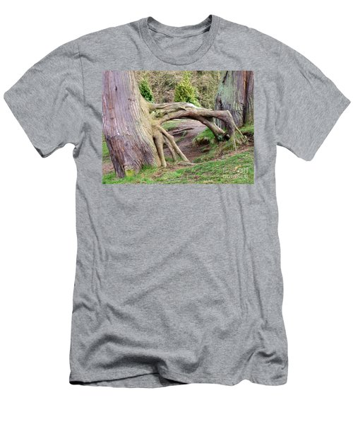 Roots Of Strength Men's T-Shirt (Athletic Fit)