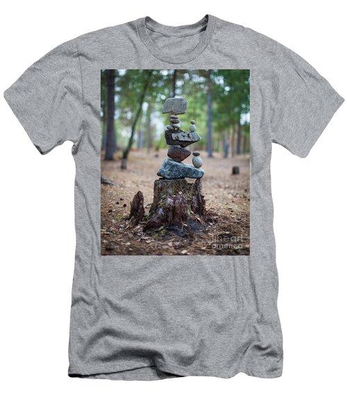 Roots Rock Men's T-Shirt (Athletic Fit)