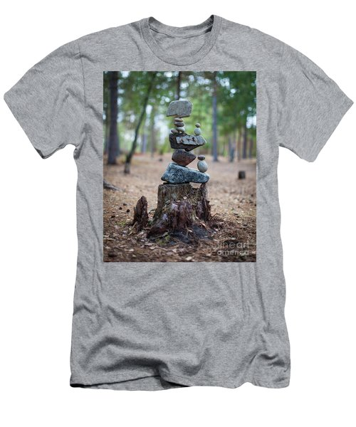 Roots Rock Men's T-Shirt (Athletic Fit)