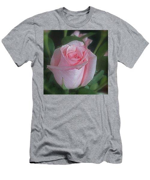 Rose Dreams Men's T-Shirt (Slim Fit) by Suzy Piatt