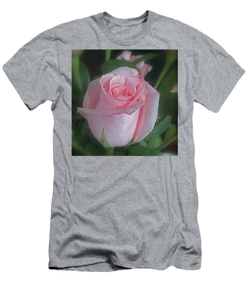 Rose Dreams Men's T-Shirt (Athletic Fit)