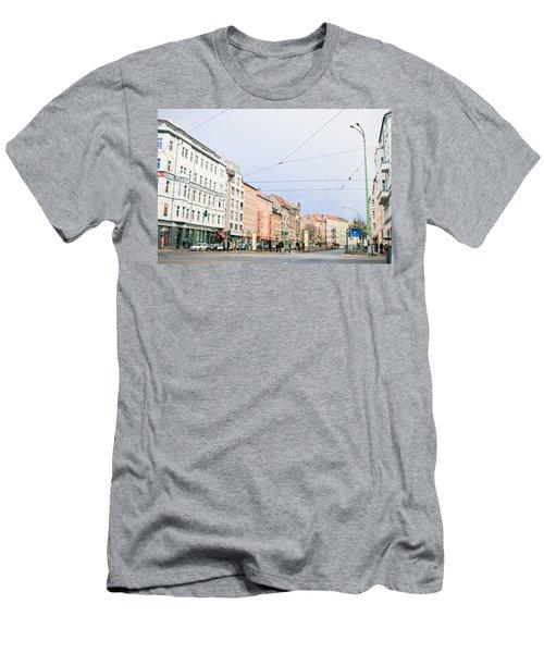Rosenthalerplatz Men's T-Shirt (Athletic Fit)