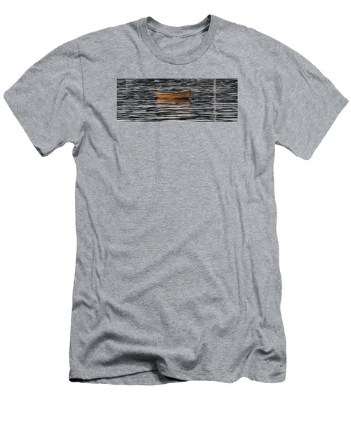 Rowboat At Rest Men's T-Shirt (Athletic Fit)