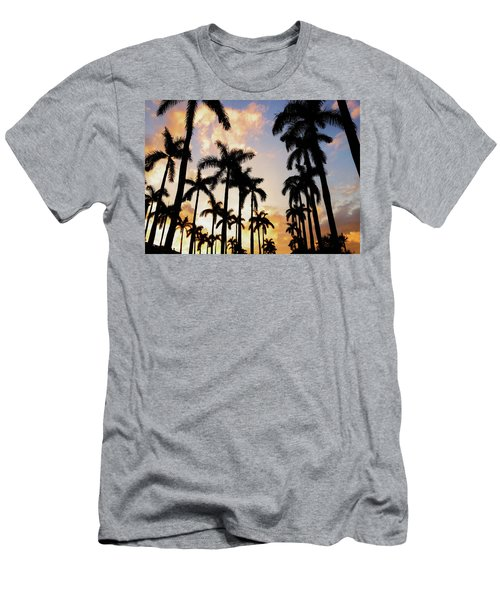 Royal Palm Way Men's T-Shirt (Athletic Fit)