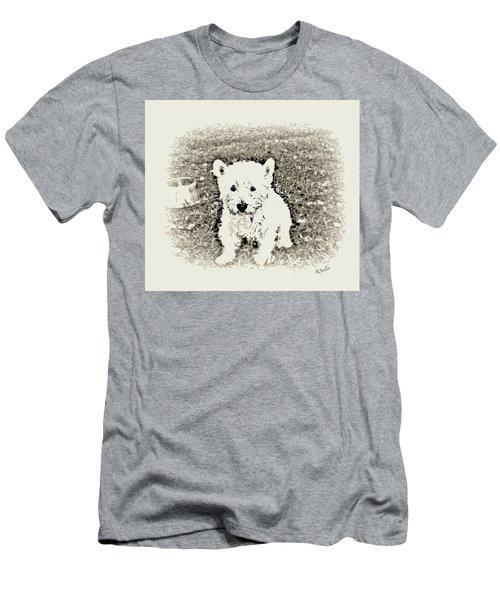 Ruby Men's T-Shirt (Slim Fit) by YoMamaBird Rhonda
