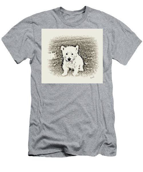 Ruby Men's T-Shirt (Athletic Fit)