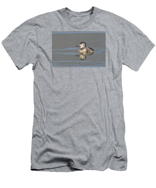 Rudy Duck Men's T-Shirt (Slim Fit) by Alan Lenk