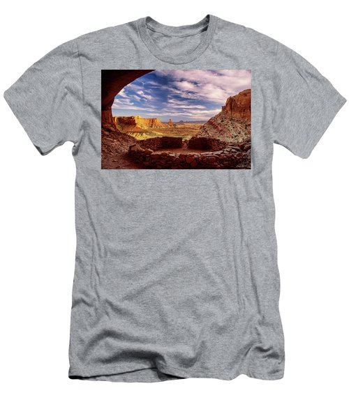 Ruin With A View Men's T-Shirt (Athletic Fit)