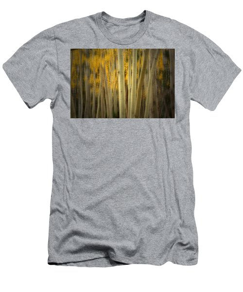 Men's T-Shirt (Slim Fit) featuring the photograph Run Wild  by Mark Ross