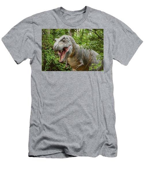 Runnnn Men's T-Shirt (Athletic Fit)
