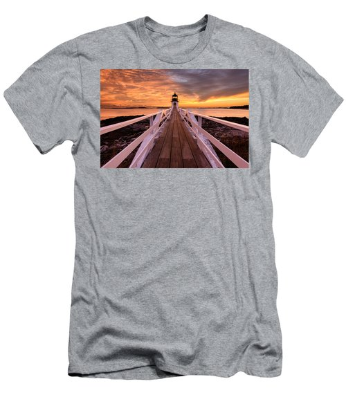 Runway Men's T-Shirt (Athletic Fit)