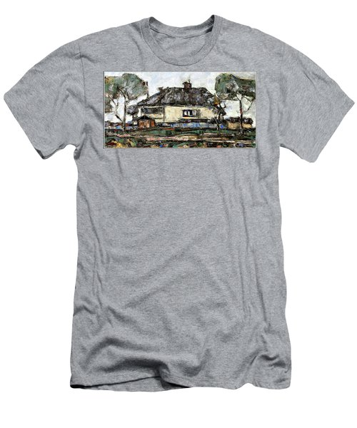 Rural Landscape 21 Men's T-Shirt (Athletic Fit)