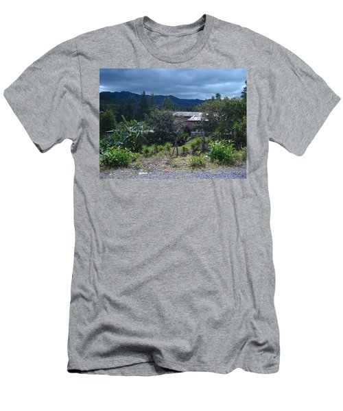 Rural Scenery 1 Men's T-Shirt (Athletic Fit)
