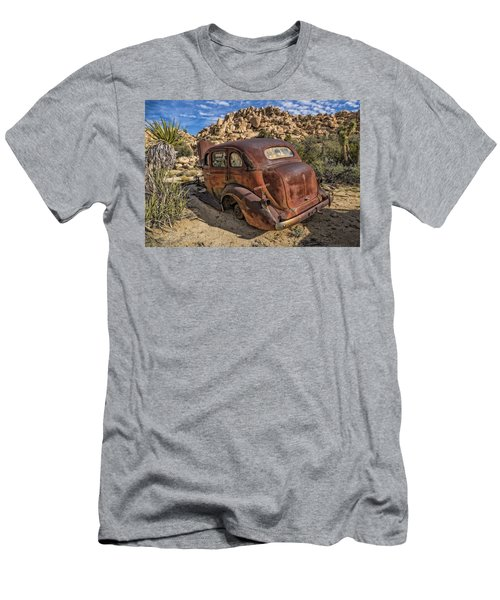 Rust Bucket Men's T-Shirt (Athletic Fit)